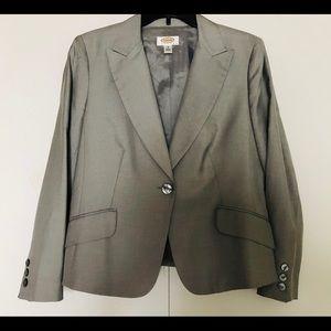 Talbots silk blend blazer 🌹officially classic
